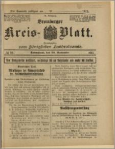 Bromberger Kreis-Blatt, 1915, nr 93