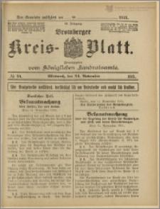 Bromberger Kreis-Blatt, 1915, nr 94