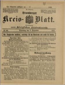 Bromberger Kreis-Blatt, 1915, nr 98