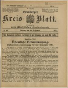 Bromberger Kreis-Blatt, 1915, nr 99