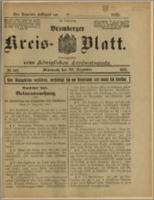 Bromberger Kreis-Blatt, 1915, nr 102
