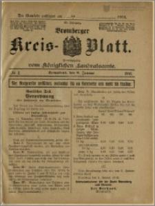Bromberger Kreis-Blatt, 1916, nr 2