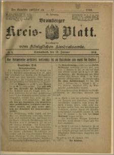 Bromberger Kreis-Blatt, 1916, nr 4