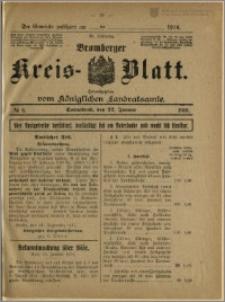 Bromberger Kreis-Blatt, 1916, nr 6