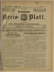 Bromberger Kreis-Blatt, 1916, nr 8