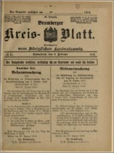 Bromberger Kreis-Blatt, 1916, nr 10