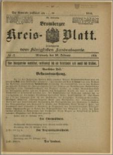 Bromberger Kreis-Blatt, 1916, nr 13