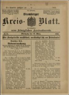 Bromberger Kreis-Blatt, 1916, nr 21