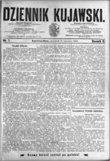 Dziennik Kujawski 1894.01.11 R.2 nr 7