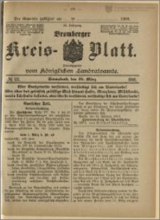 Bromberger Kreis-Blatt, 1916, nr 22