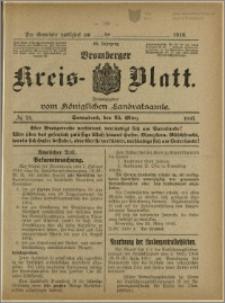 Bromberger Kreis-Blatt, 1916, nr 24