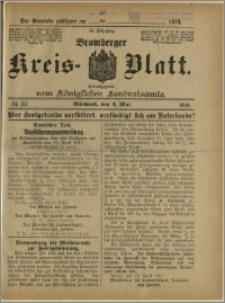 Bromberger Kreis-Blatt, 1916, nr 35