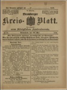 Bromberger Kreis-Blatt, 1916, nr 40