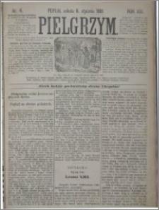 Pielgrzym, pismo religijne dla ludu 1881 nr 4