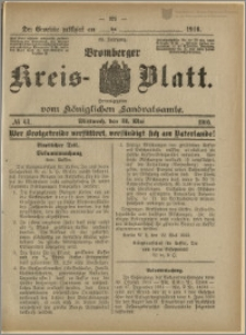 Bromberger Kreis-Blatt, 1916, nr 43