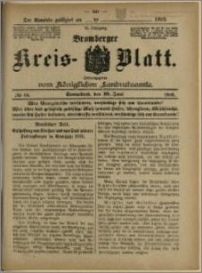 Bromberger Kreis-Blatt, 1916, nr 46