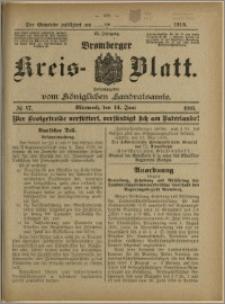Bromberger Kreis-Blatt, 1916, nr 47