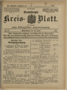 Bromberger Kreis-Blatt, 1916, nr 48