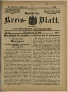 Bromberger Kreis-Blatt, 1916, nr 49