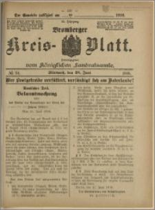 Bromberger Kreis-Blatt, 1916, nr 51