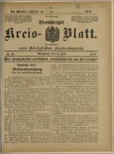 Bromberger Kreis-Blatt, 1916, nr 53