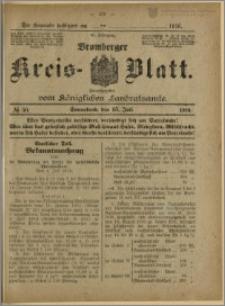 Bromberger Kreis-Blatt, 1916, nr 56