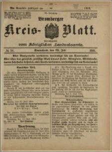 Bromberger Kreis-Blatt, 1916, nr 58