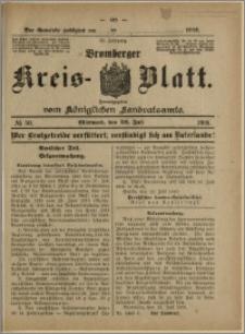 Bromberger Kreis-Blatt, 1916, nr 59