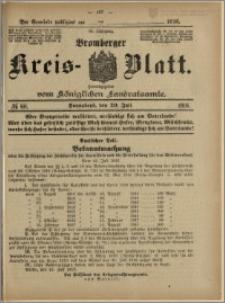 Bromberger Kreis-Blatt, 1916, nr 60