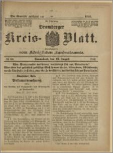 Bromberger Kreis-Blatt, 1916, nr 64
