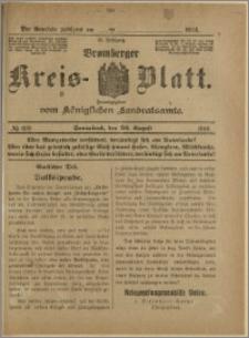 Bromberger Kreis-Blatt, 1916, nr 68