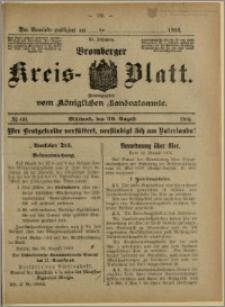 Bromberger Kreis-Blatt, 1916, nr 69