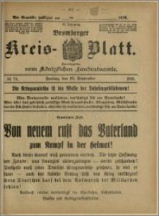 Bromberger Kreis-Blatt, 1916, nr 74