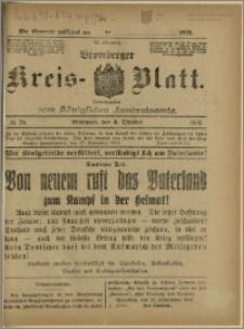 Bromberger Kreis-Blatt, 1916, nr 79