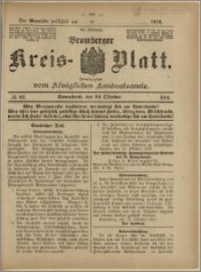 Bromberger Kreis-Blatt, 1916, nr 82