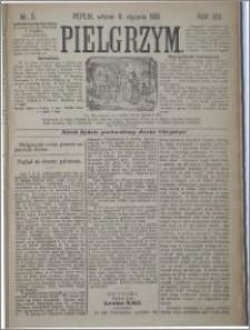 Pielgrzym, pismo religijne dla ludu 1881 nr 5