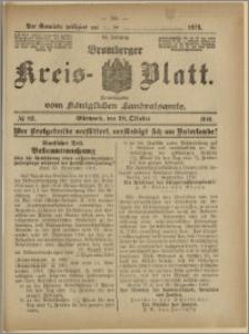 Bromberger Kreis-Blatt, 1916, nr 83