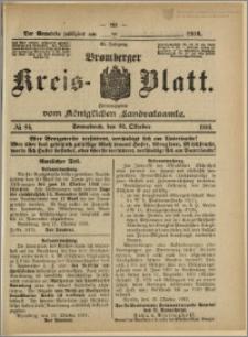 Bromberger Kreis-Blatt, 1916, nr 84