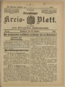 Bromberger Kreis-Blatt, 1916, nr 85