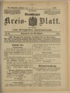 Bromberger Kreis-Blatt, 1916, nr 86
