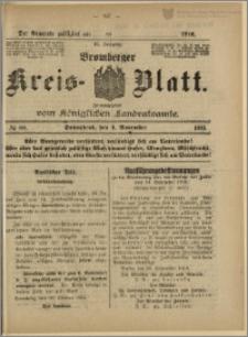 Bromberger Kreis-Blatt, 1916, nr 88