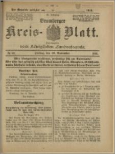 Bromberger Kreis-Blatt, 1916, nr 90