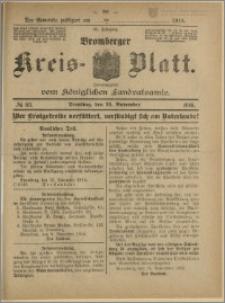 Bromberger Kreis-Blatt, 1916, nr 93