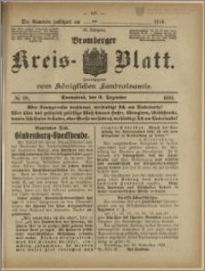 Bromberger Kreis-Blatt, 1916, nr 98