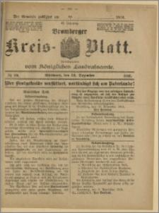Bromberger Kreis-Blatt, 1916, nr 99