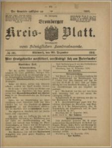 Bromberger Kreis-Blatt, 1916, nr 101
