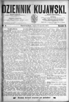 Dziennik Kujawski 1894.01.13 R.2 nr 9