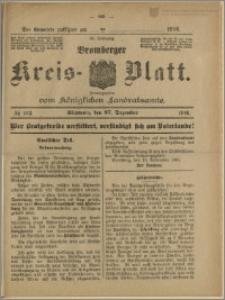 Bromberger Kreis-Blatt, 1916, nr 103