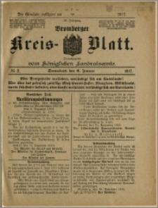 Bromberger Kreis-Blatt, 1917, nr 2