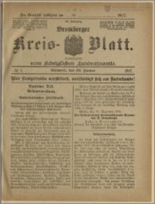 Bromberger Kreis-Blatt, 1917, nr 3